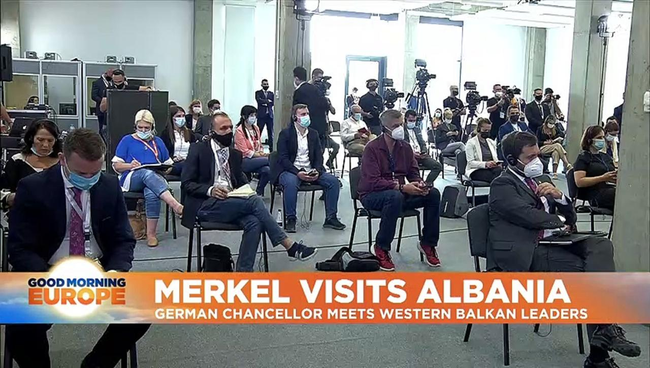 Brussels must not invent new conditions for EU membership, says Merkel