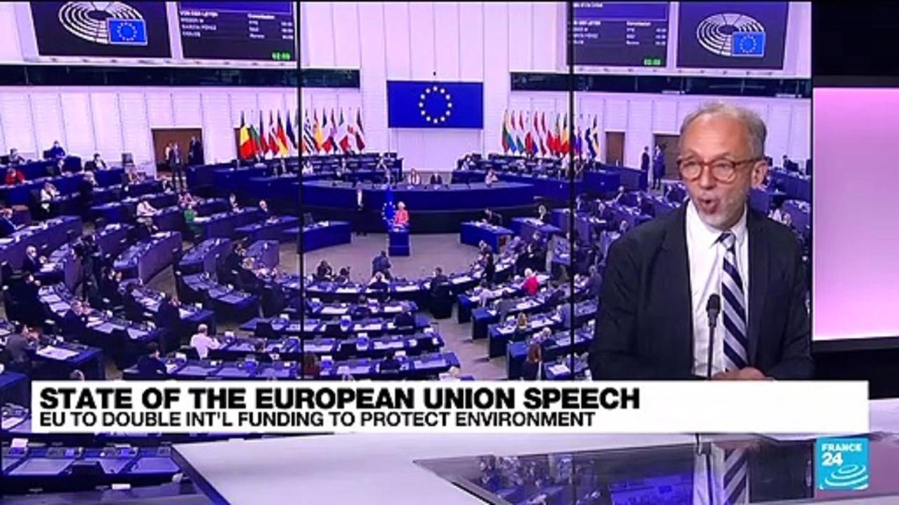 EU pledges extra 4 billion euros in international climate finance