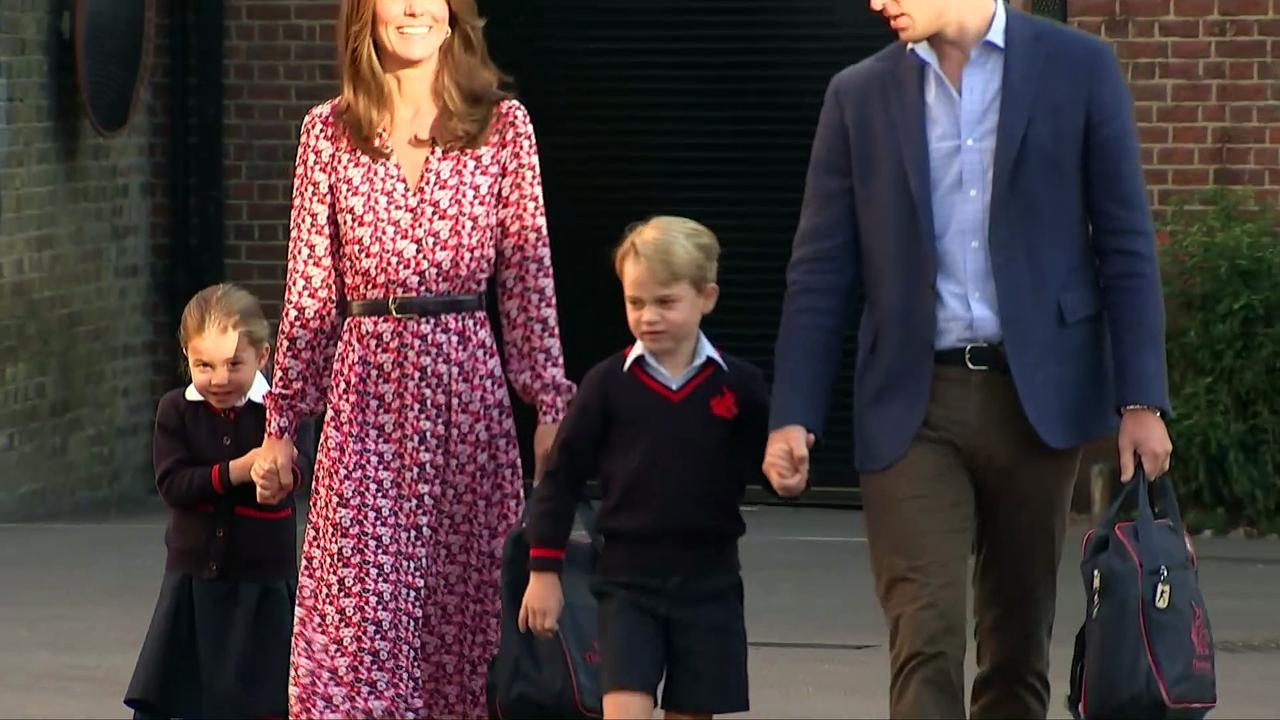 Prince George Enters Fourth Grade and Will Take On This Important New Skill
