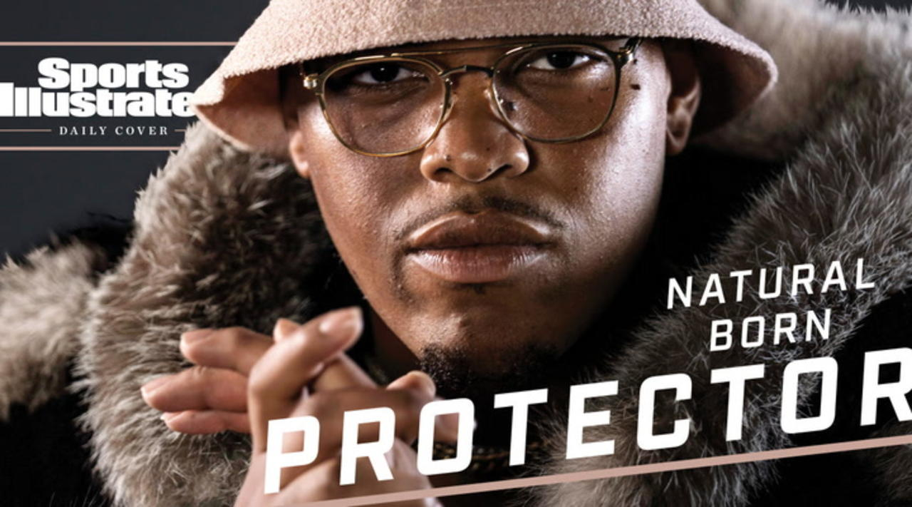 Daily Cover: Natural Born Protector