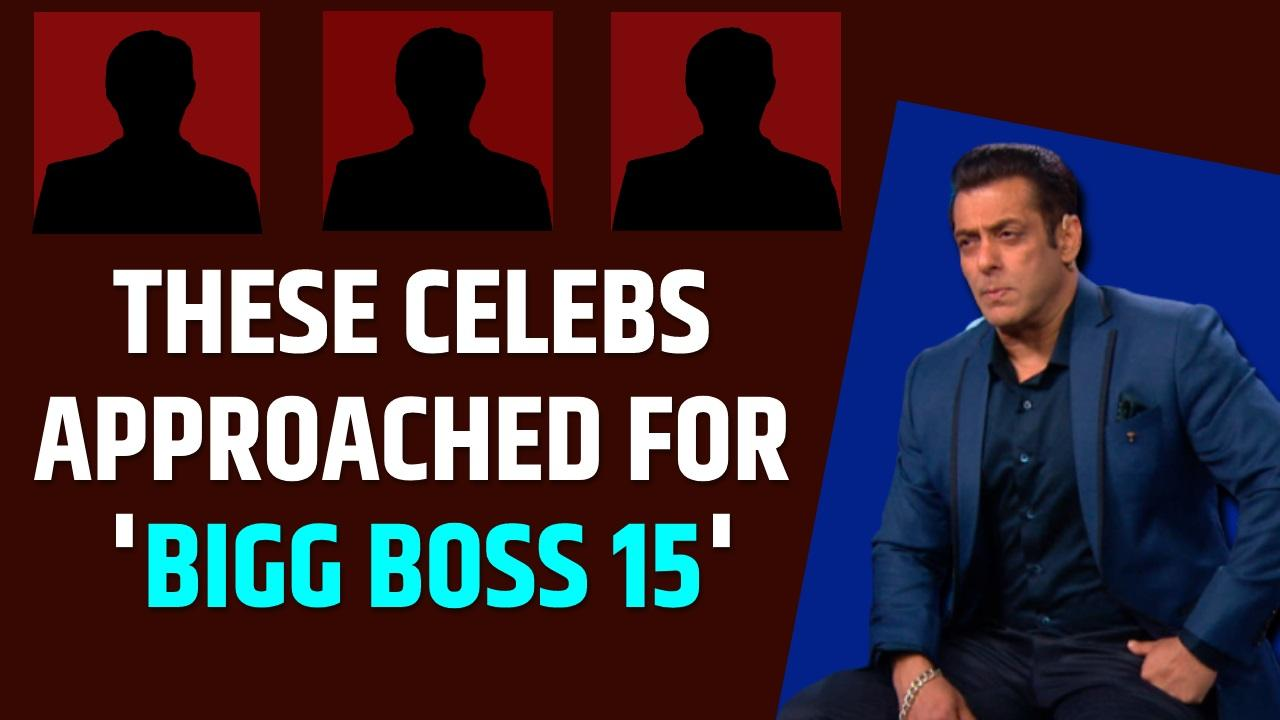 These celebs approached for 'Bigg Boss 15'