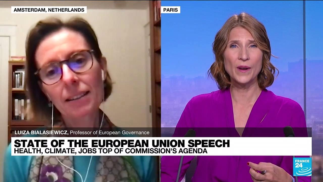 State of the European Union speech
