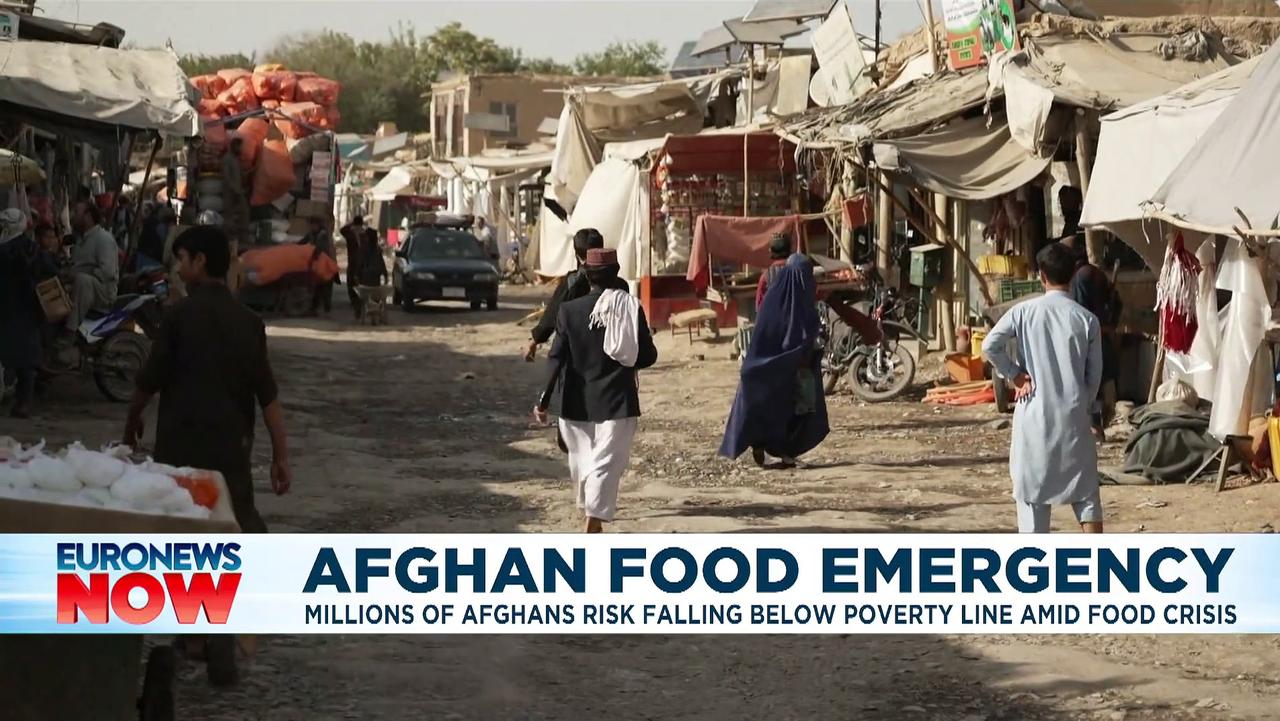 $12.3 million found at former Afghan leaders homes amidst food crisis