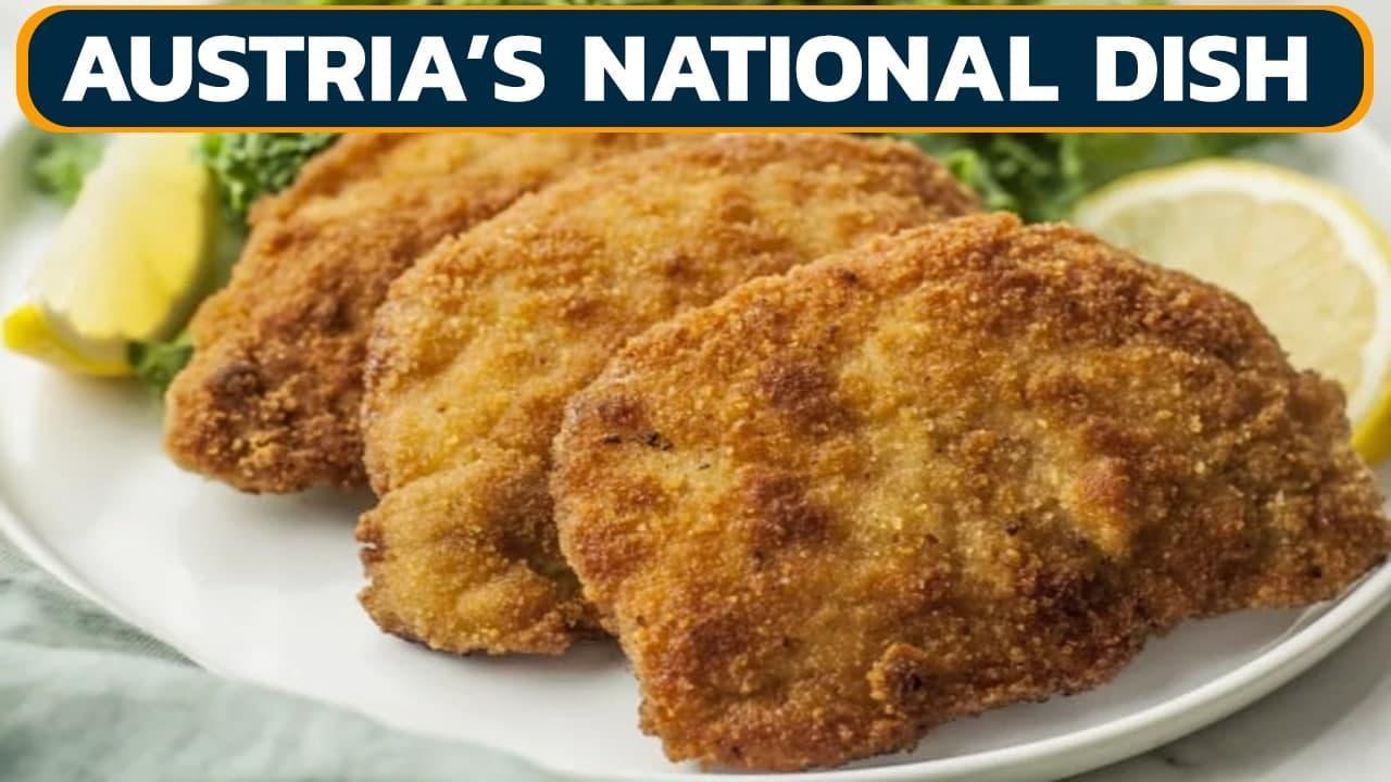 Austria's National Dish The Wiener Schnitzel | Delicious Food Secrets | Oneindia News