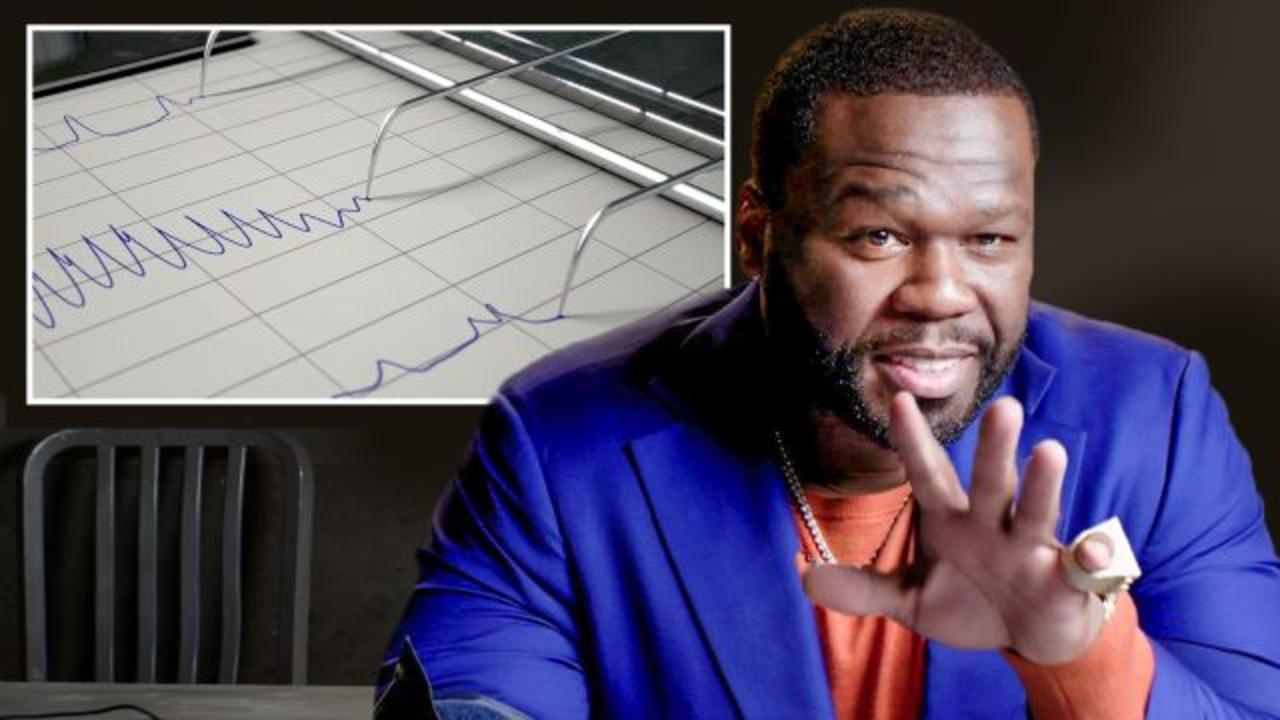 50 Cent Takes a Lie Detector Test