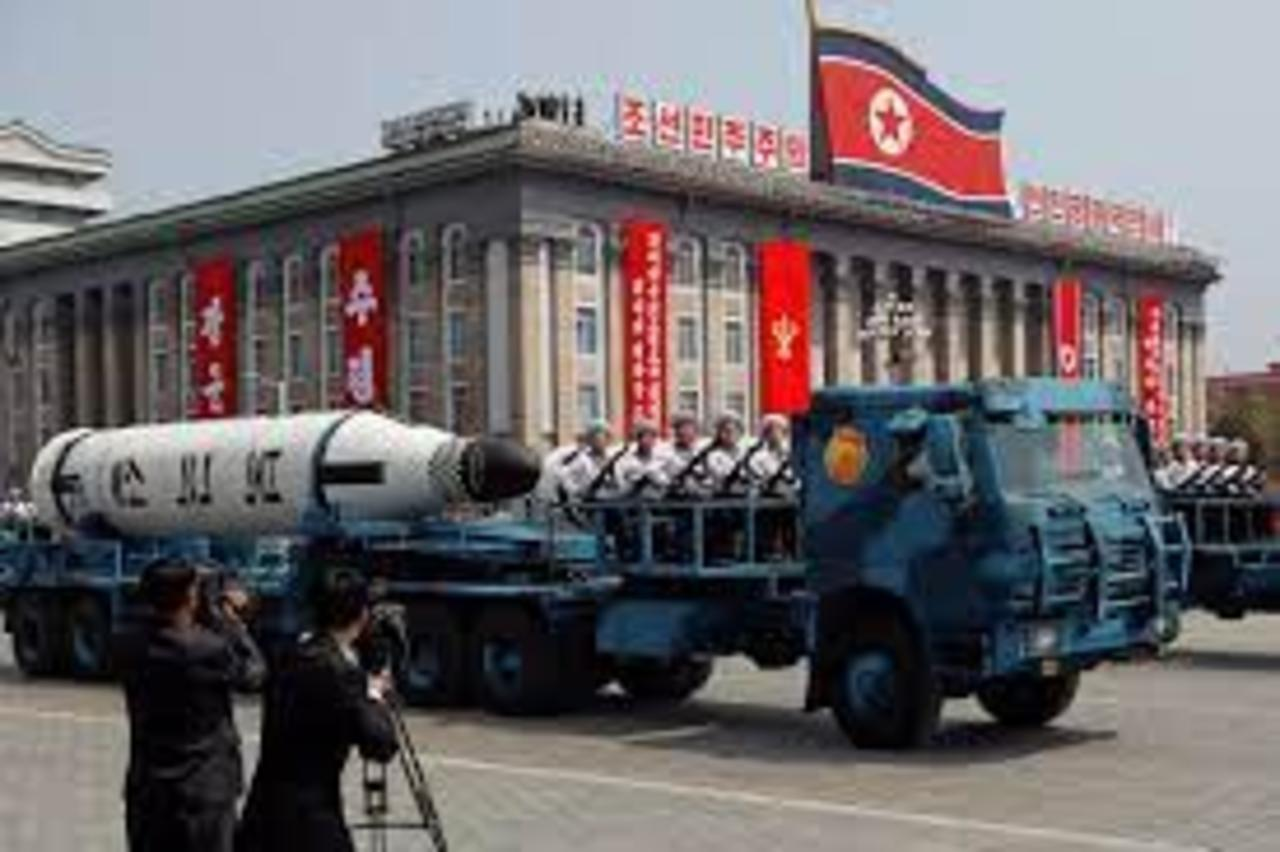 North Korea Launches 2nd Ballistic Missile Test in a Week