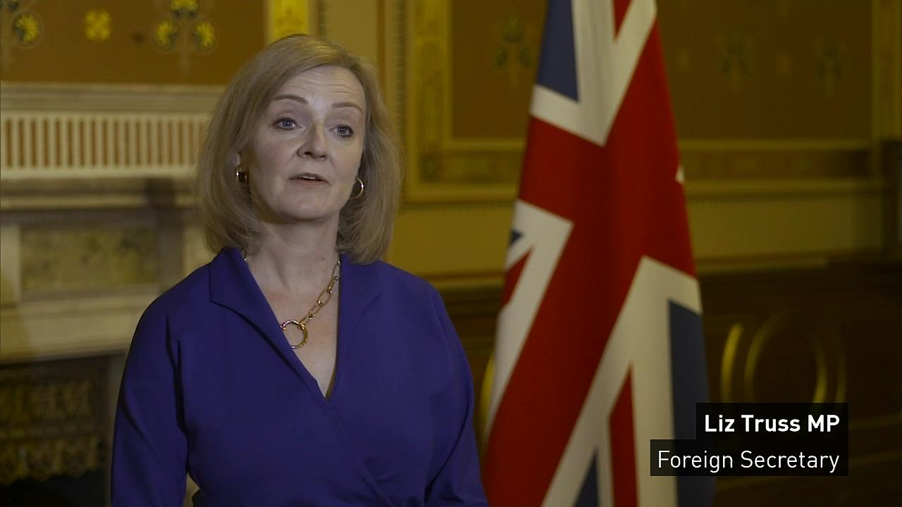 Liz Truss: I'm delighted to be Foreign Secretary