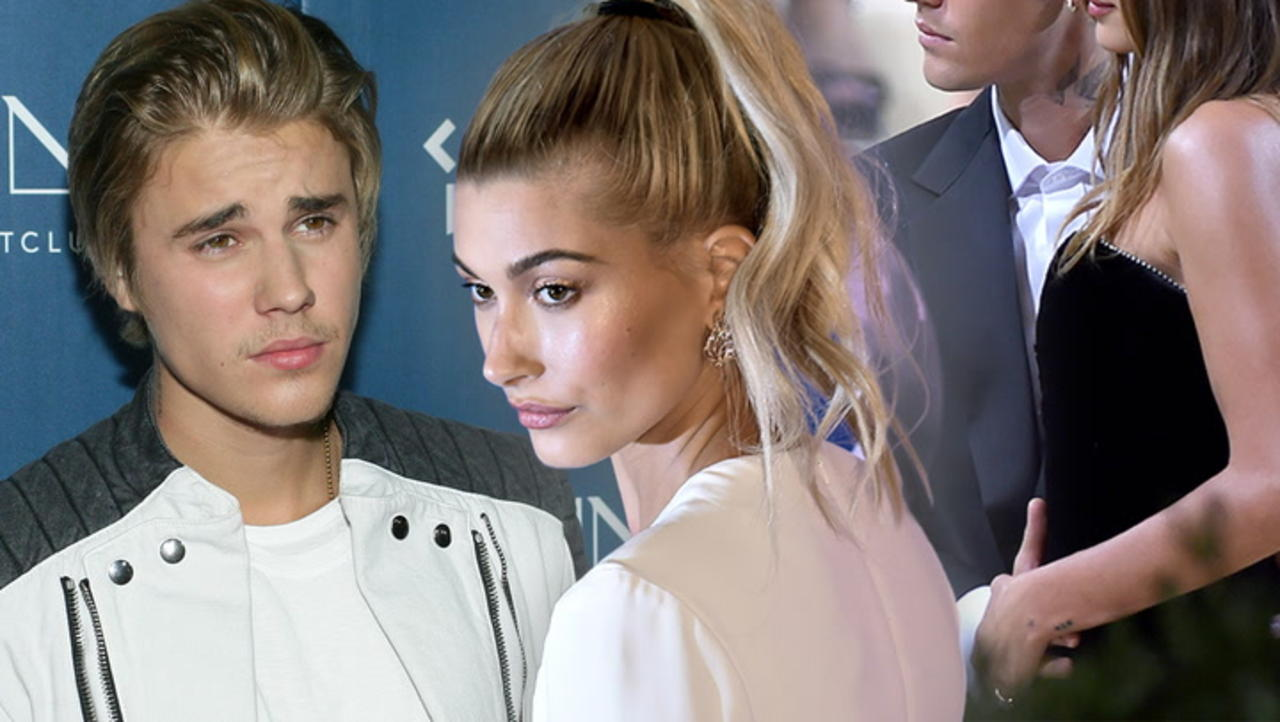 Hailey Baldwin Fans Buzz About Possible Pregnancy After Met Gala Red Carpet