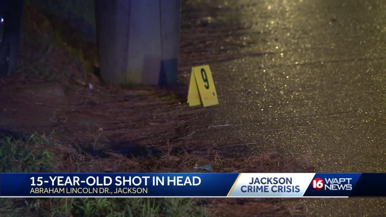 1 teen killed, 1 injured in Jackson shooting