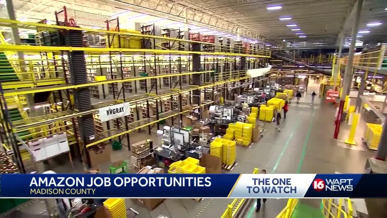Amazon facility set to open soon in Madison County