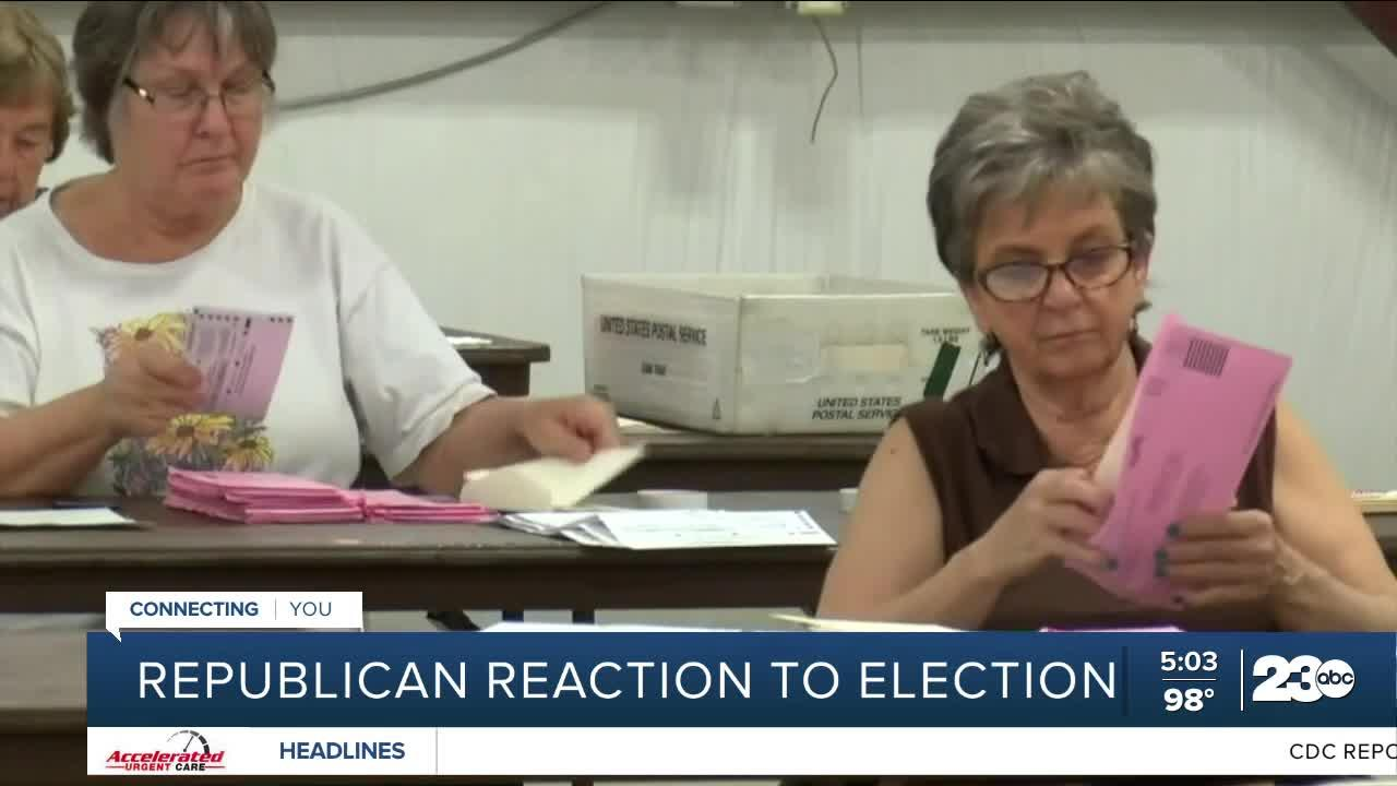 Kern County Republican Party confident in recall election