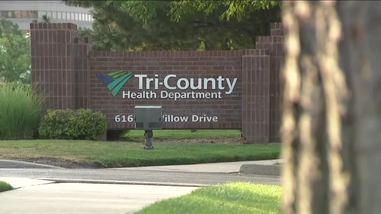 Douglas County takes second step in forming its own health department