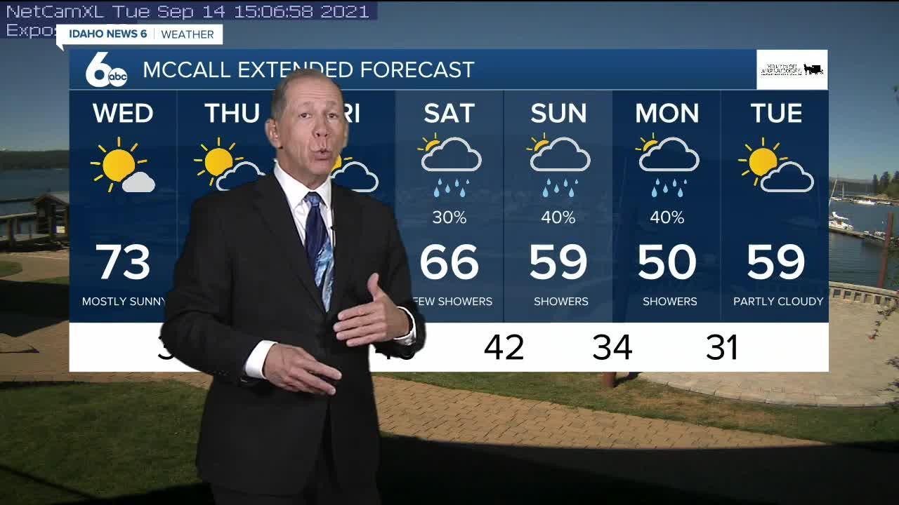 Scott Dorval's Idaho News 6 Forecast - Tuesday 9/14/21