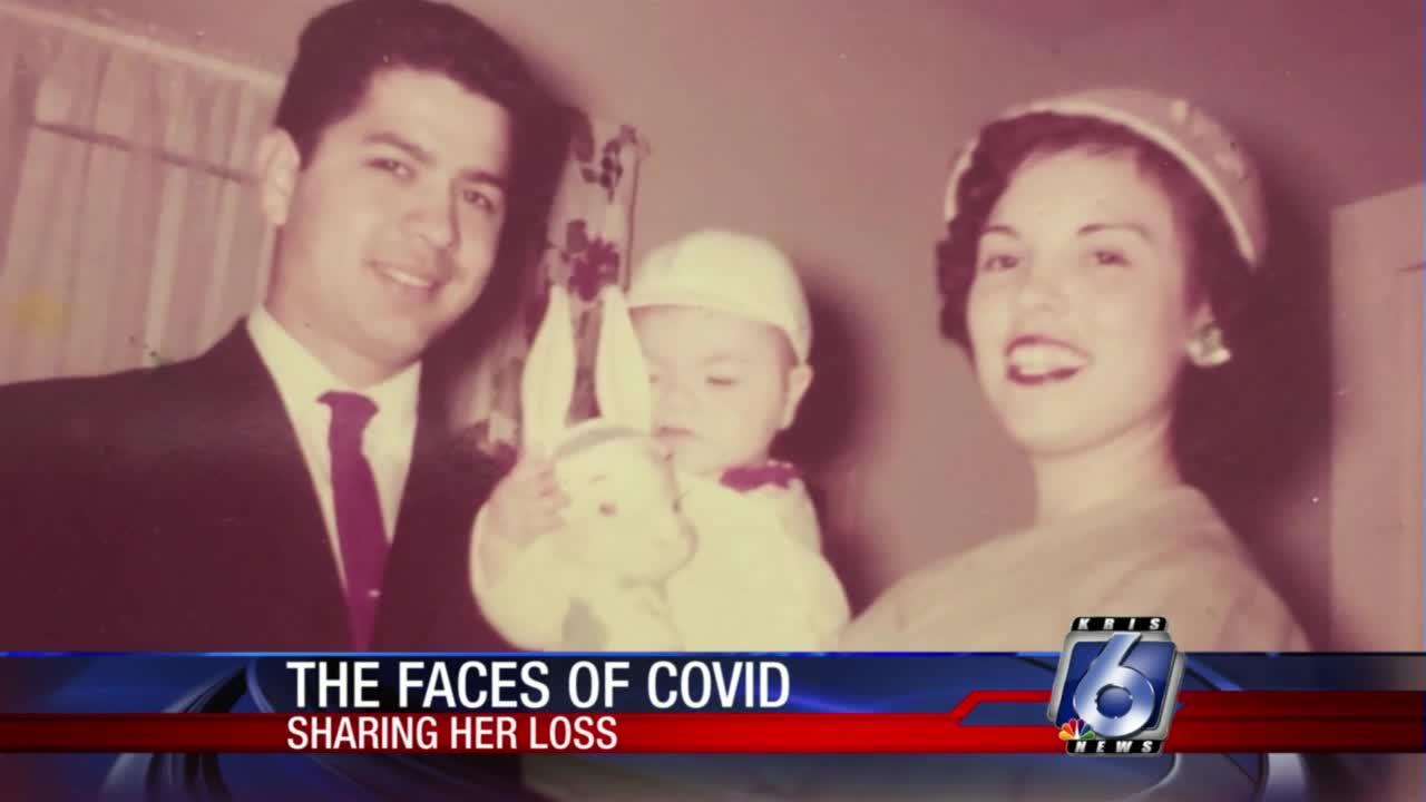 Faces of COVID-19: Leticia Mondragon talks about losing her mother