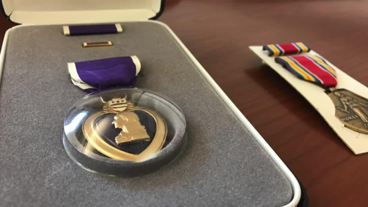 Fallen WWll soldier honored after paying the ultimate sacrifice 77 years ago