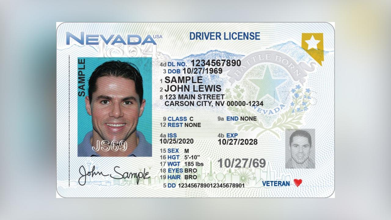 UPDATE: TSA scanners fixed, can now read new Nevada IDs
