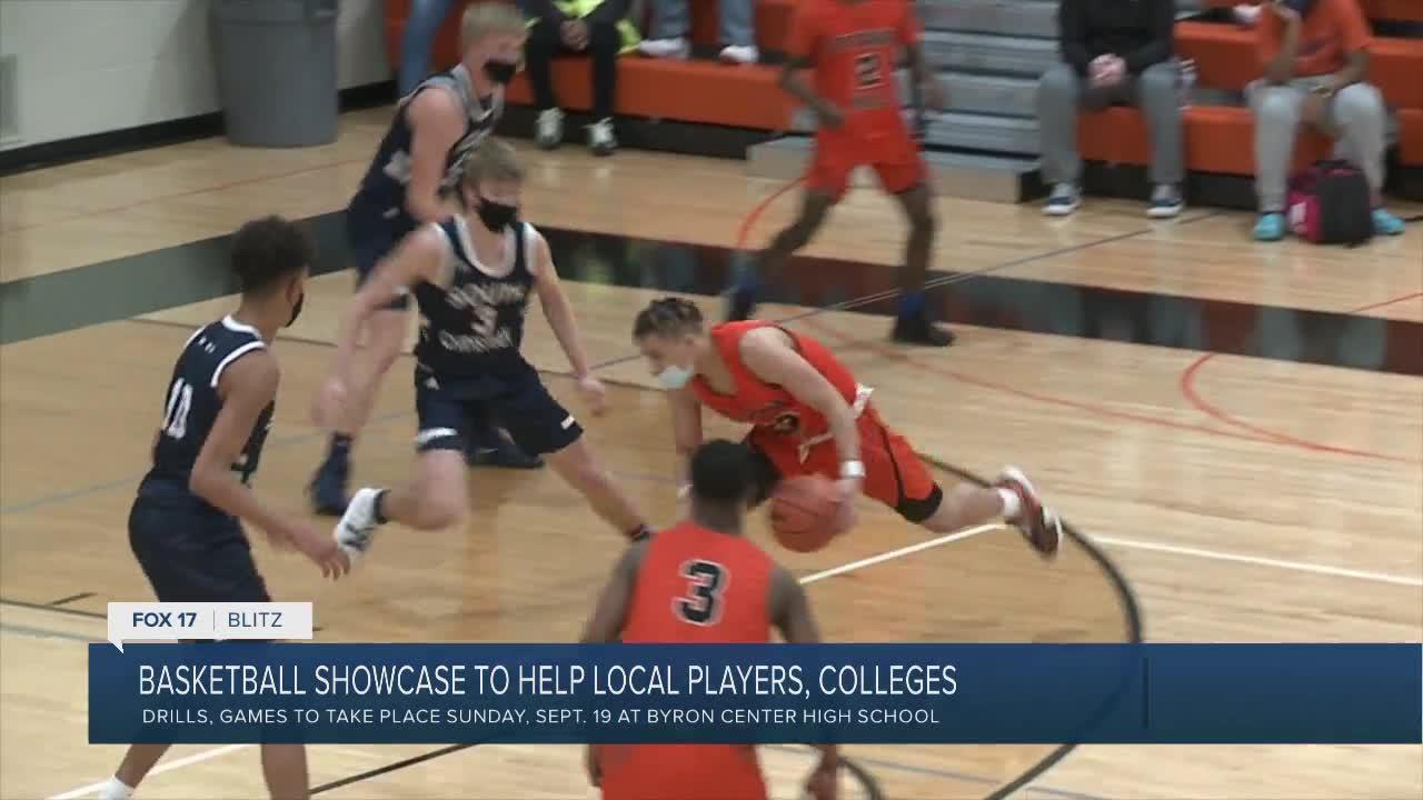 Basketball showcase to help local players