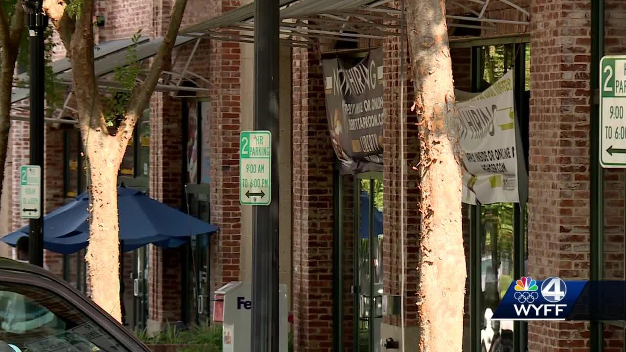 Greenville Chamber plans for future after pandemic challenged businesses