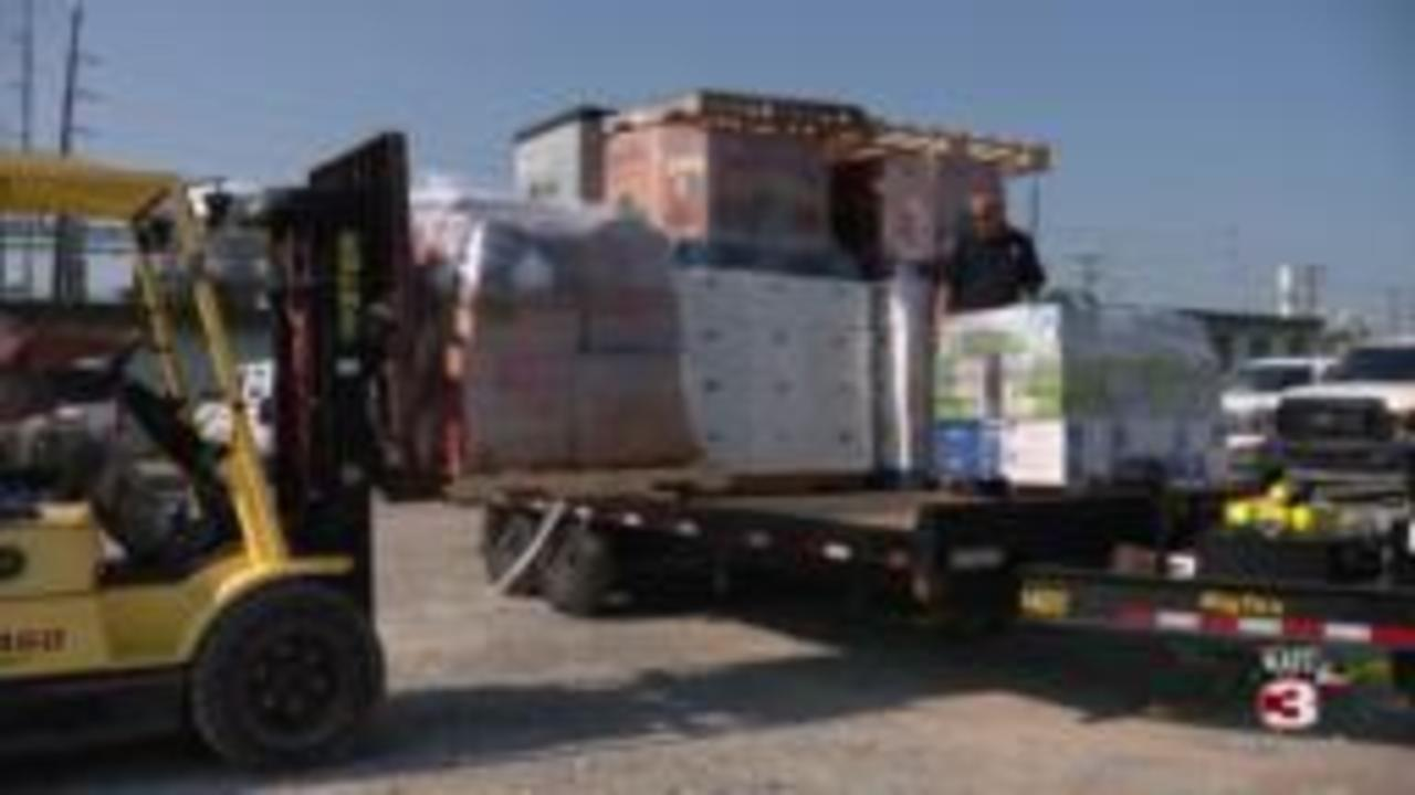 Hurricane Ida recovery efforts on pause during Nicholas