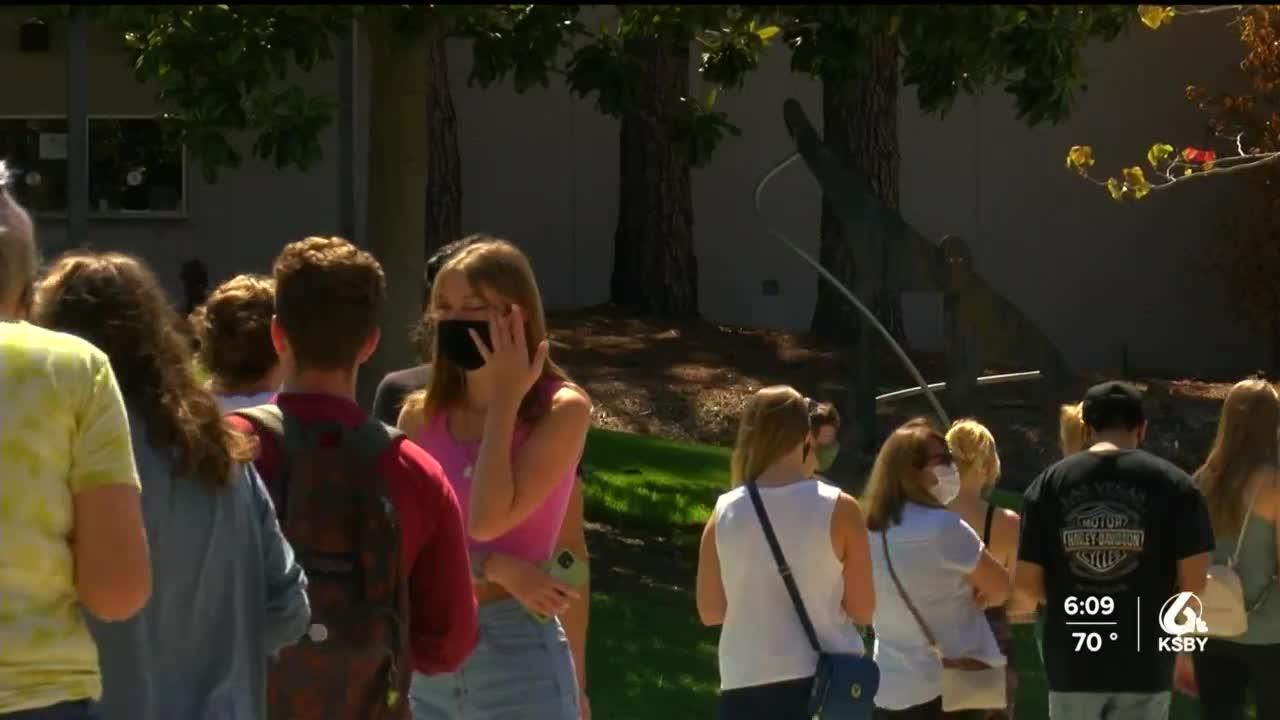 Cal Poly welcomes new students on campus move-in day