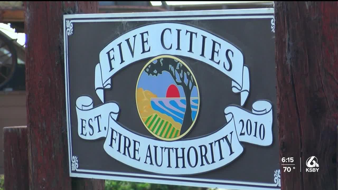 Five Cities Fire Authority temporarily closes Oceano station