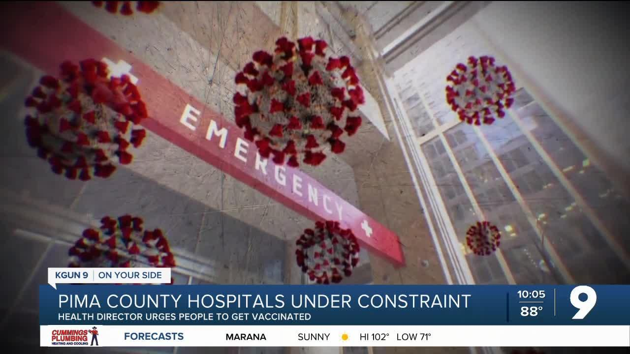 Pima County Director of Health: 'There's way too much COVID'