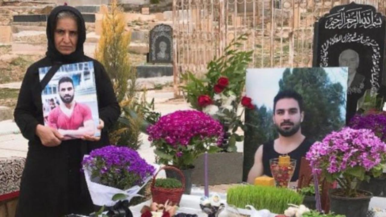 On the first anniversary of his death, CNN speaks with Navid Afkari's mother