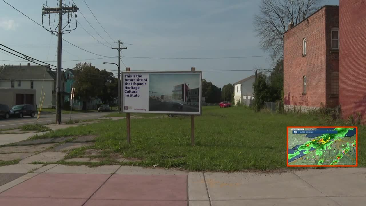 What's next for the Hispanic Heritage Cultural Institute on Niagara Street?