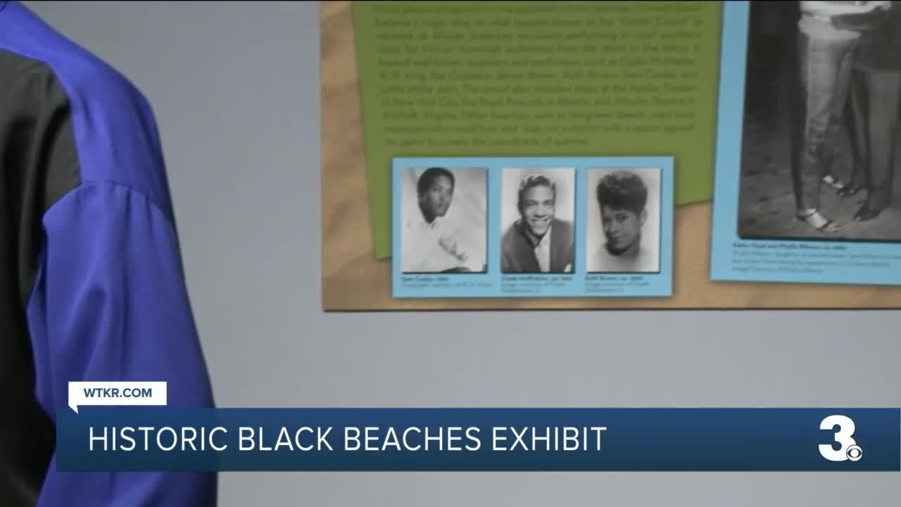 Historic Black Beaches Exhibit