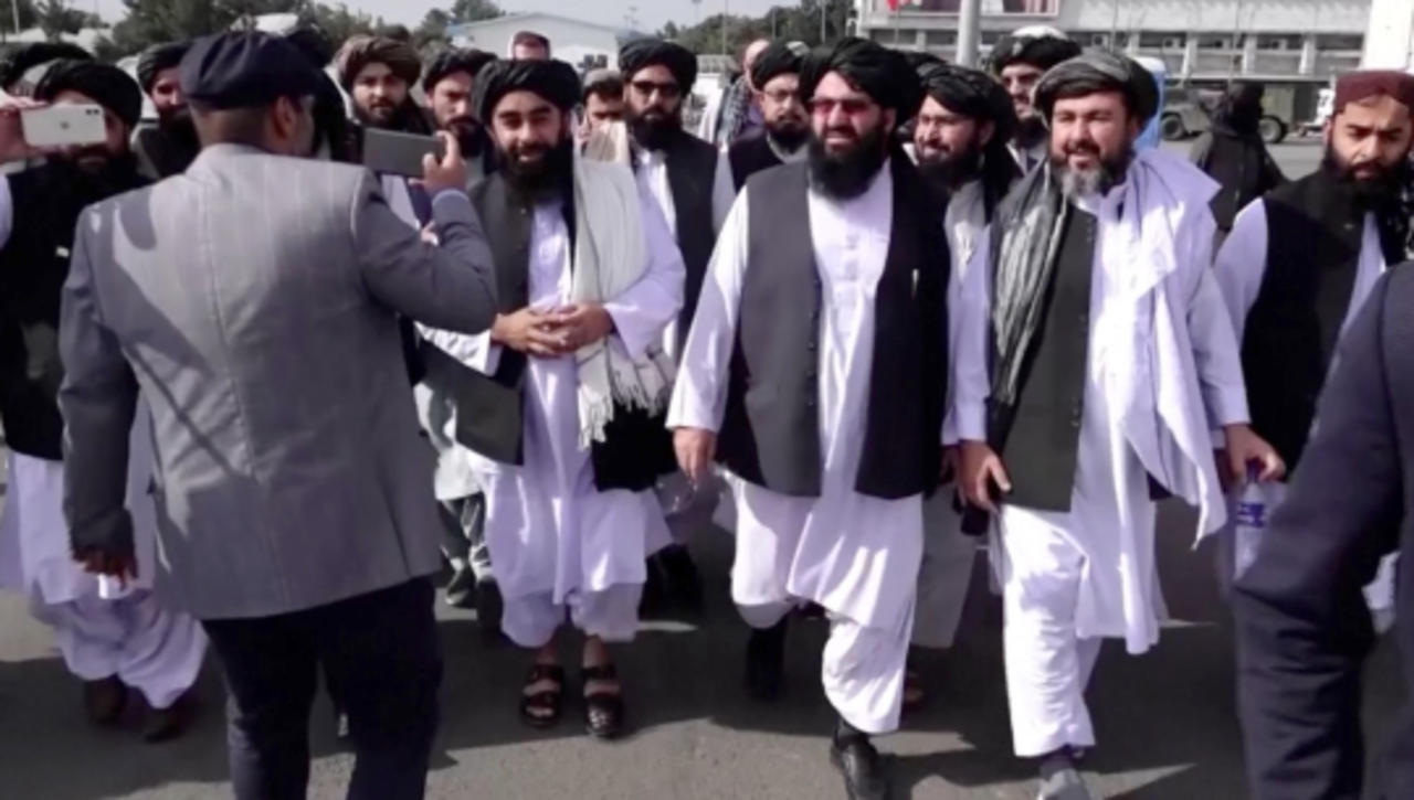 Taliban Leaders Fought Each Other Over Who Did the Most to Boot the U.S. Out of Afghanistan