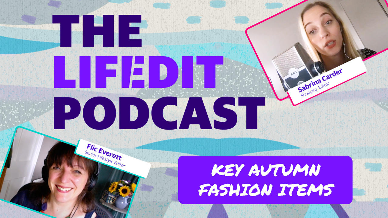 What are the key Autumn fashion items this year?