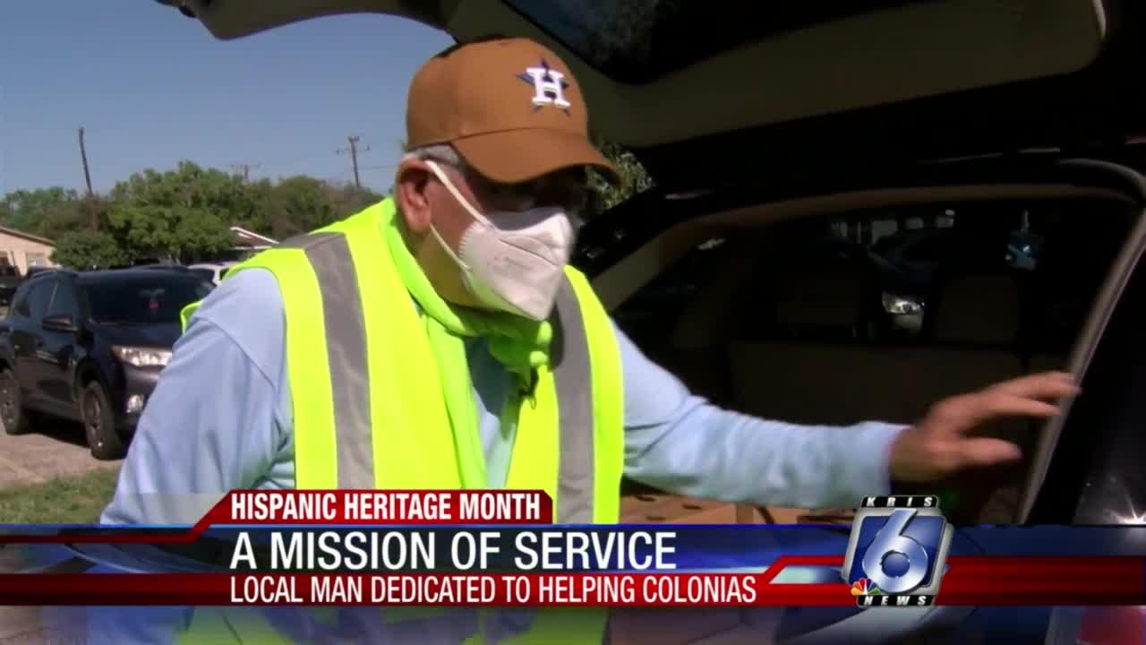 Lopez has made helping people his calling for five decades