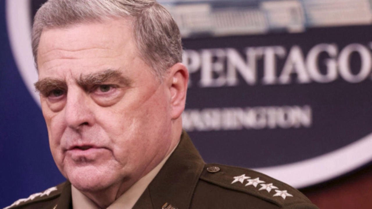 Trump's Top General Secretly Called Beijing Over Concerns the President Might Start a War