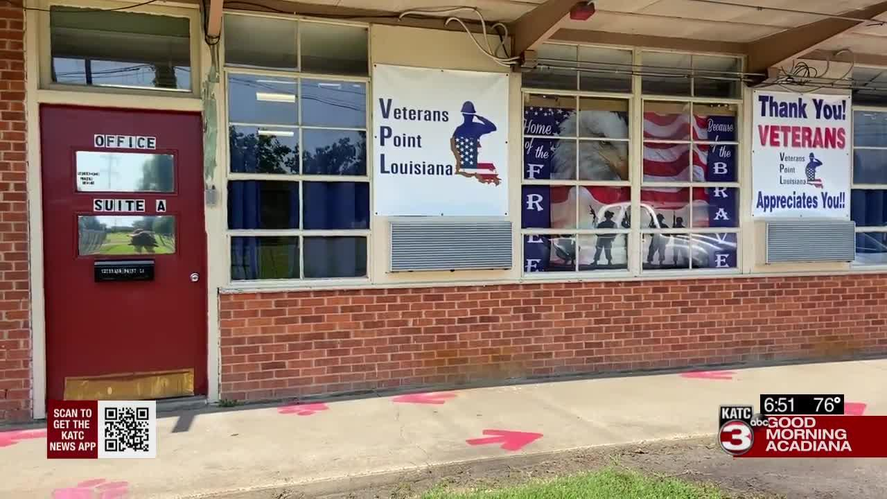 Veteran's Point offers services and support to St. Landry Vets