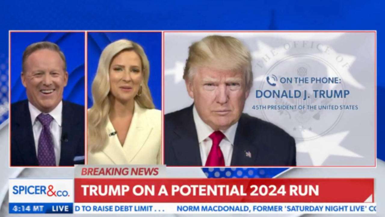 Trump Predicts America Will End in 3 Years, Hints at 2024 Run
