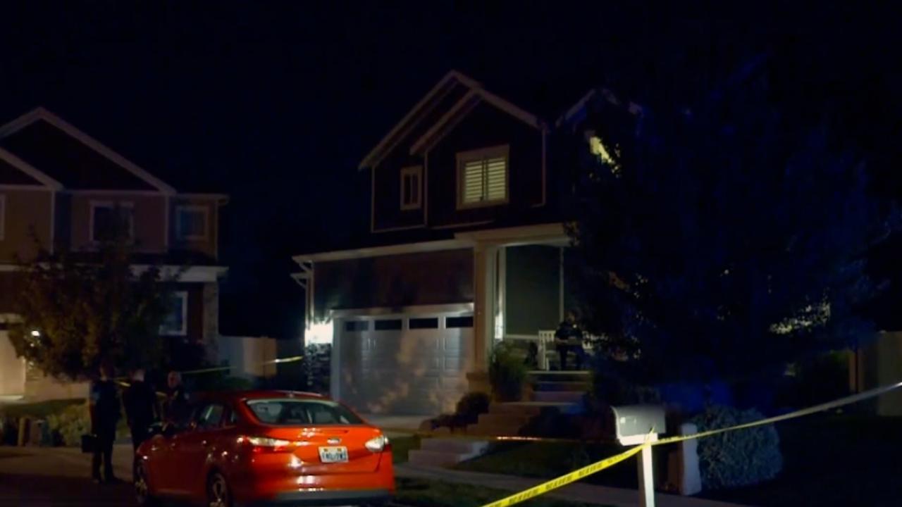 2 men shot, killed in Sandy home