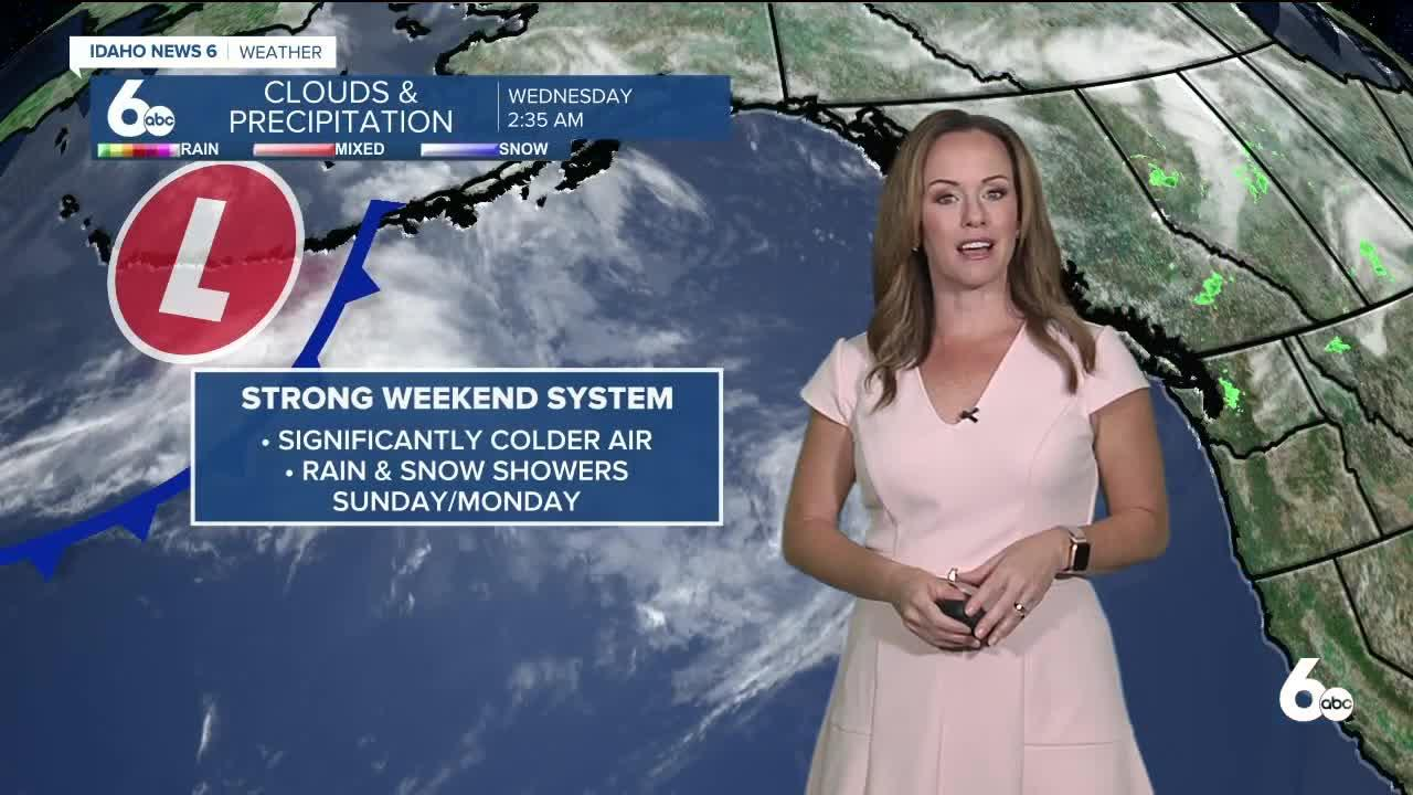 Rachel Garceau's Idaho News 6 forecast 9/15/21
