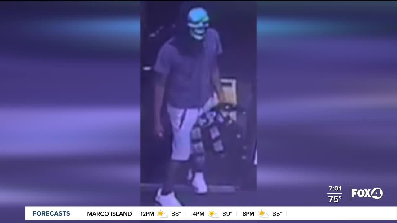 Fort Myers Robbery Suspect