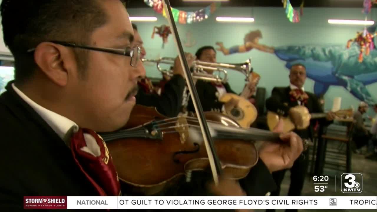 Local Mariachi band celebrates Mexican culture