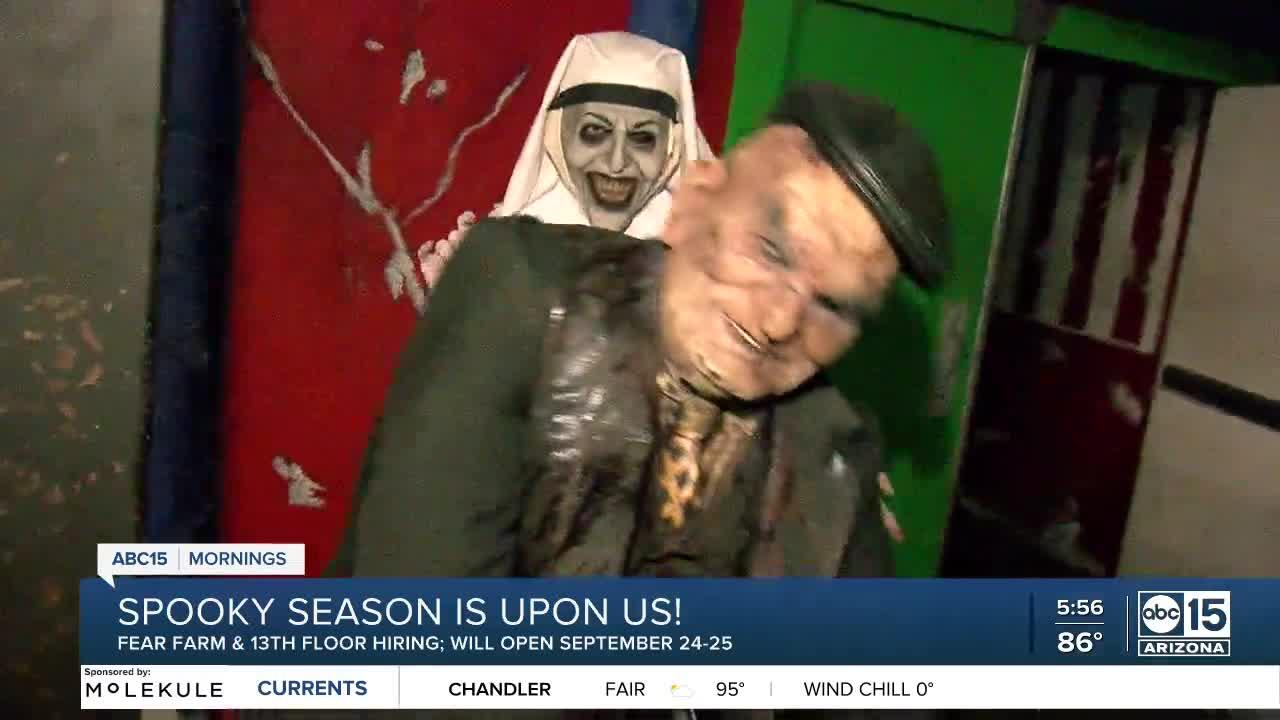Valley haunted house attractions opening soon
