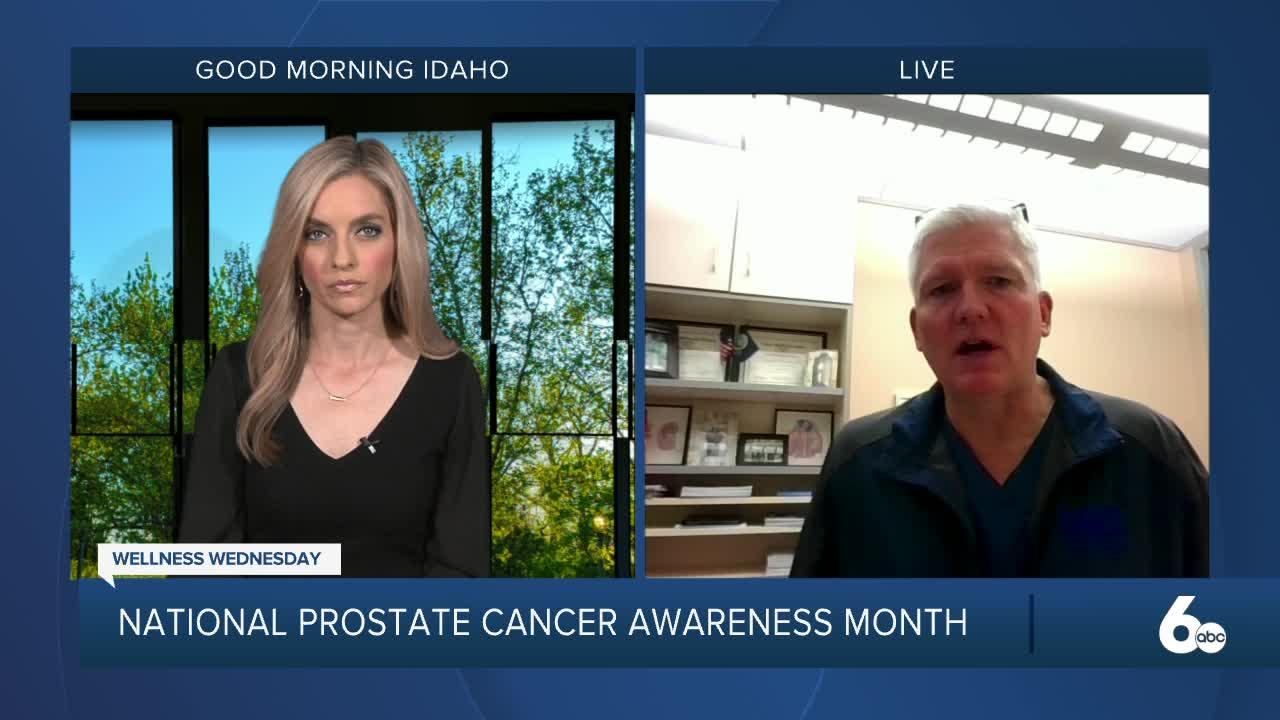 Wellness Wednesday: Prostate Cancer Awareness