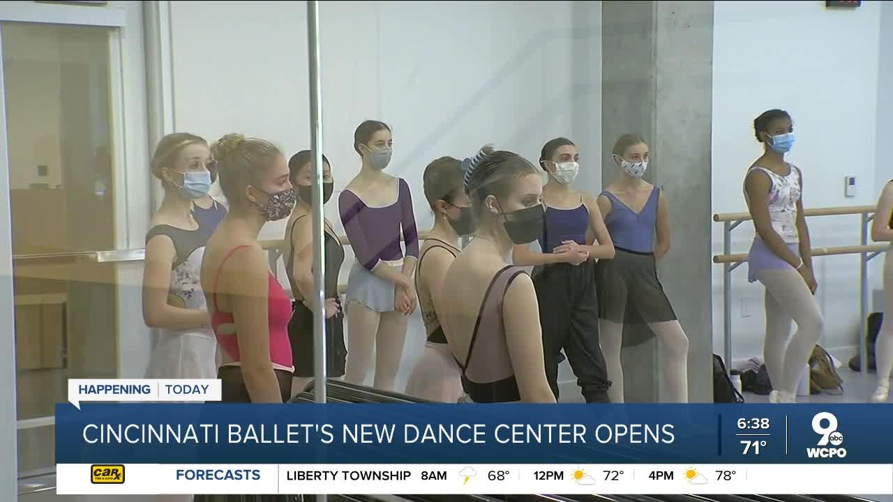 Cincinnati Ballet hopes new Walnut Hills home will be more than just a stage