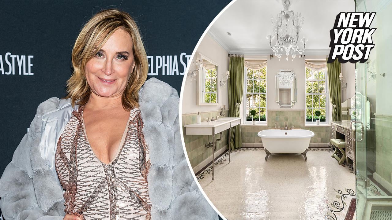 Sonja Morgan forced to take NYC townhouse off market after 8 years without buyer