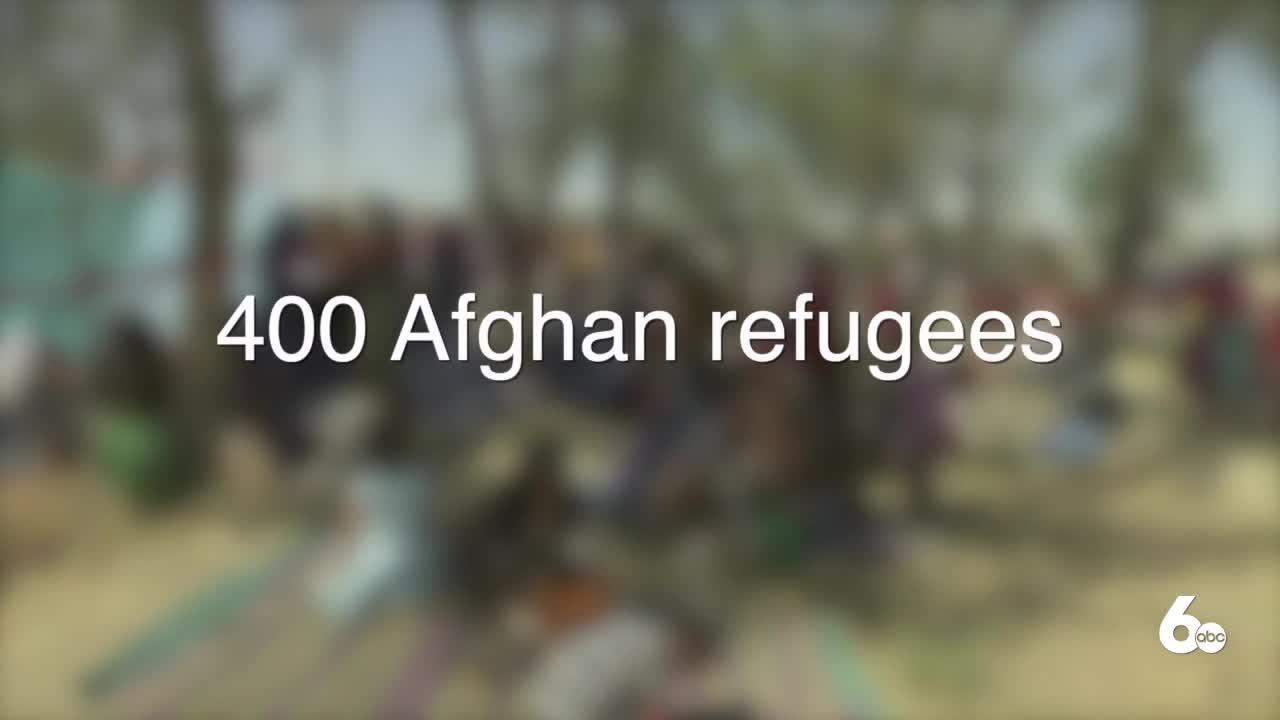 400 Afghan refugees to be resettled in Idaho