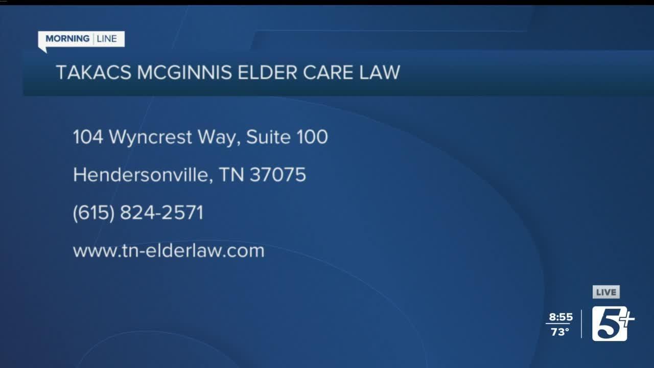 MorningLine: Elder Law Questions? P.4