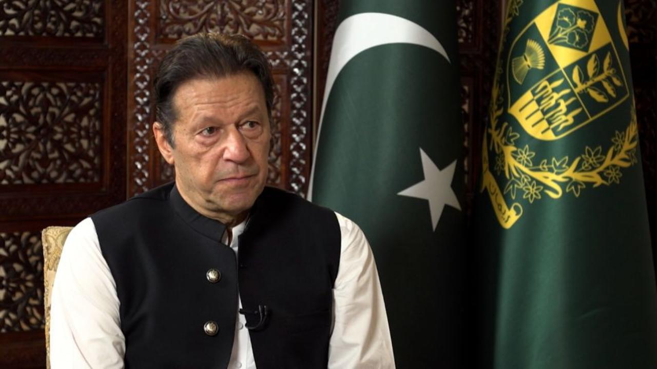 'It could go to chaos': Hear Pakistani PM's concern about Afghanistan