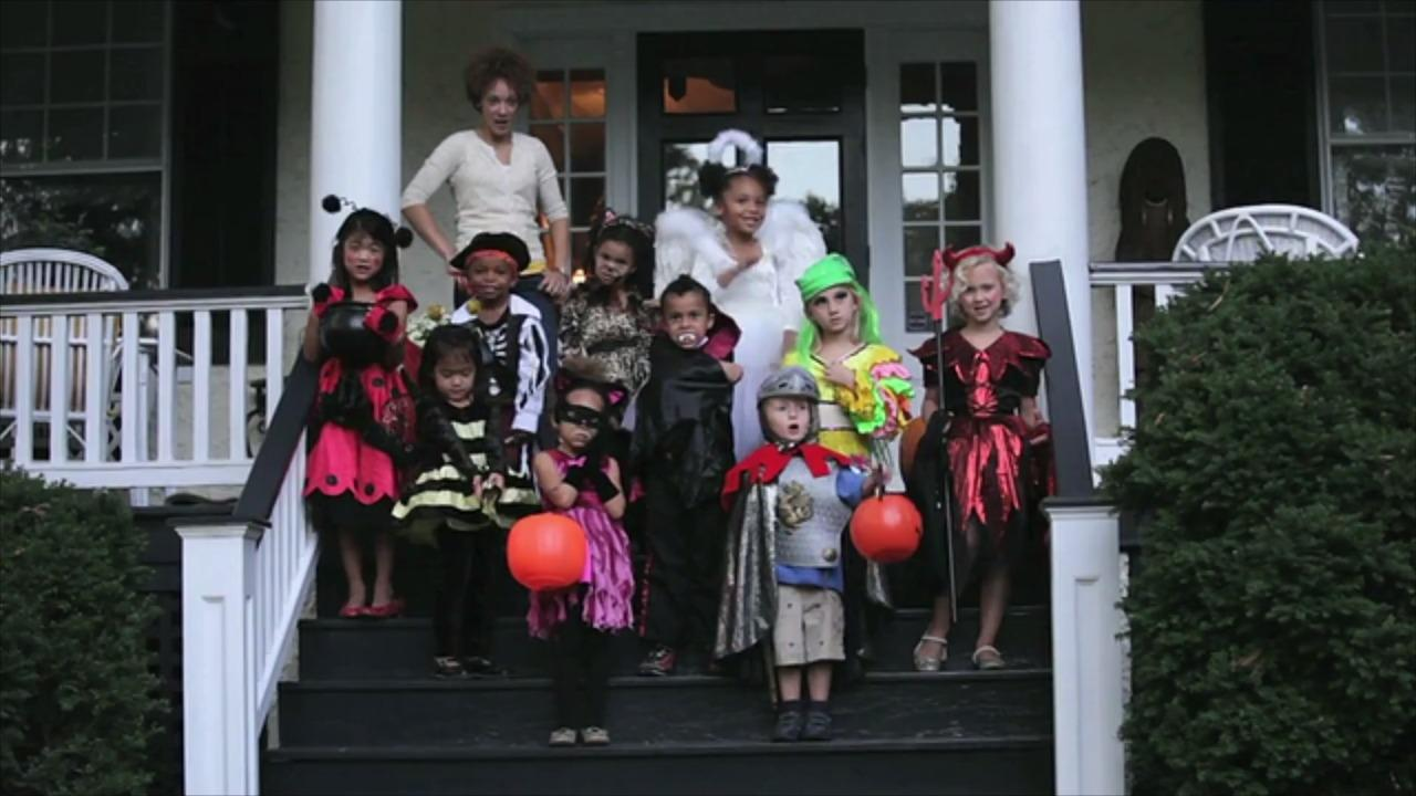 In Need of Halloween Dinner Ideas? Here's What to Serve Before You Go Trick-or-Treating