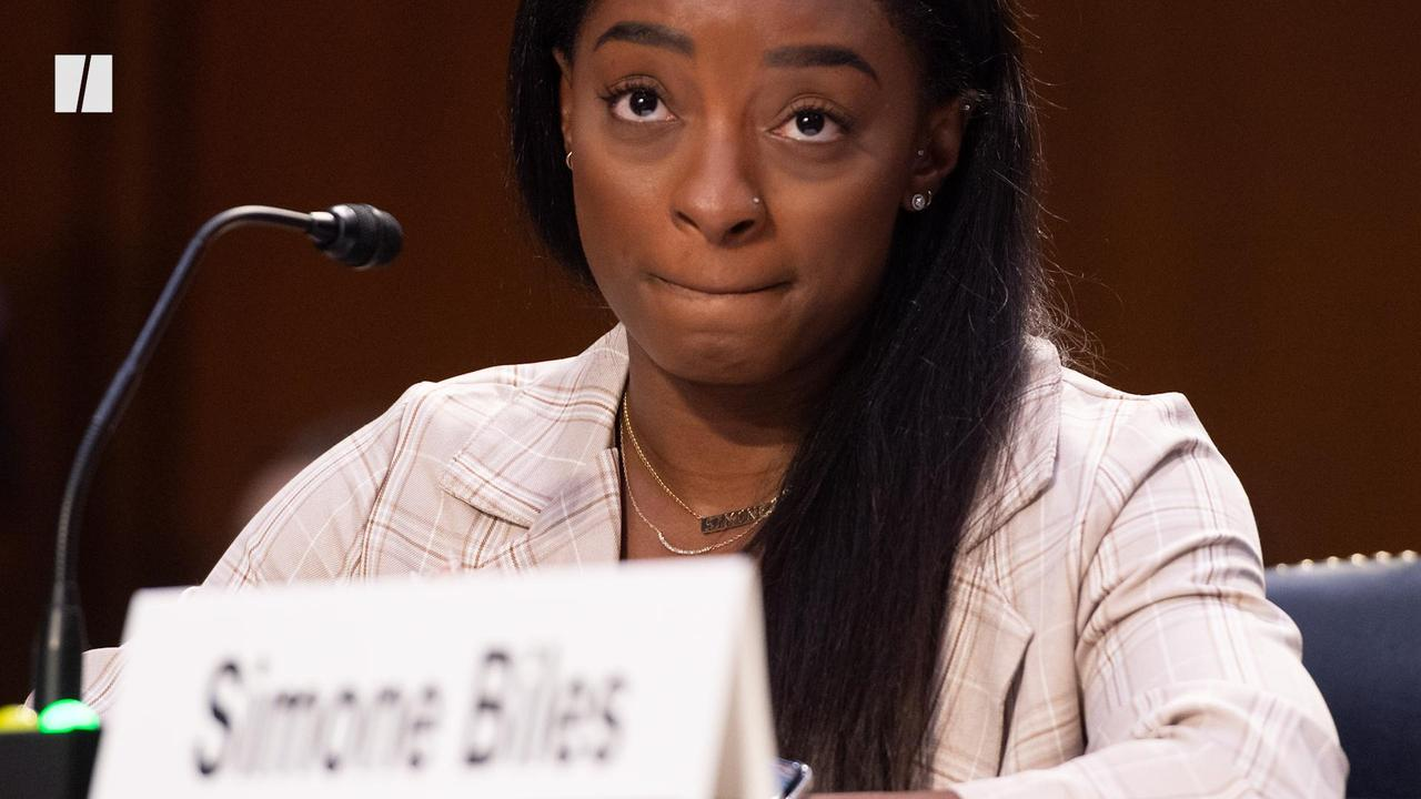 Simone Biles Gives Emotional Testimony