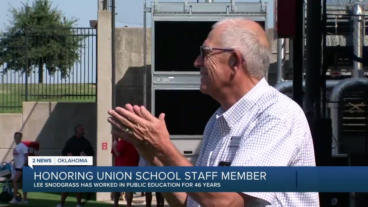 Union's Director Of Special Projects Ending Career After 46 Years in Education
