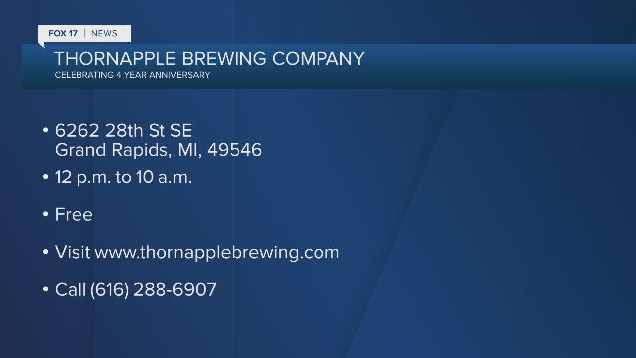 Thornapple Brewing Company